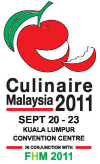 Competition : Culinaire Malaysia 2011