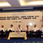 2013 Penang Professional Chefs Forum
