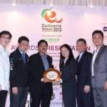 Winners @ Culinaire Malaysia 2013
