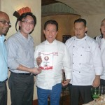 "22 Jan 2014 – Chefs Table ""Chinese New Year"" Get to Gather Dinner"