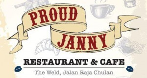 Chef's Table on 13 February 2013 (Thursday) ~ Proud Janny Restaurant