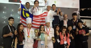 Malaysia Team Victory @ Asian Pastry Cup 2014 Singapore