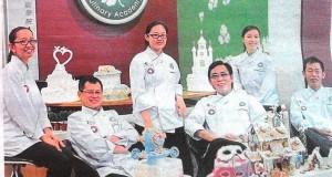 Cilantro ~ Baking Can Be Rewarding Career