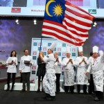 Lyon 2015 ~ Coupe du Monde de la Pâtisserie ~ Malaysia Top 4 in the World