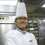 Pastry Chef of the Month December 2014 ~ Chef Low Kin Kang